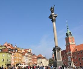 Royal Castle Square Apartment Warsaw