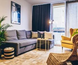 Apartament w samym centrum Warszawy